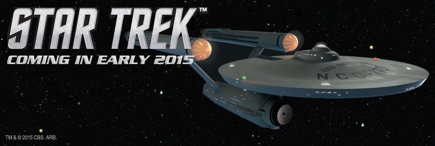Star Trek - vychází v únoru 2015