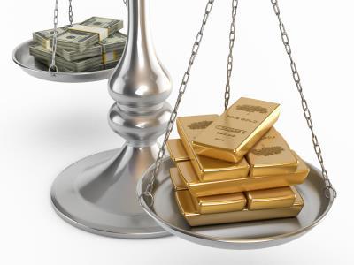Peníze nebo drahé kovy