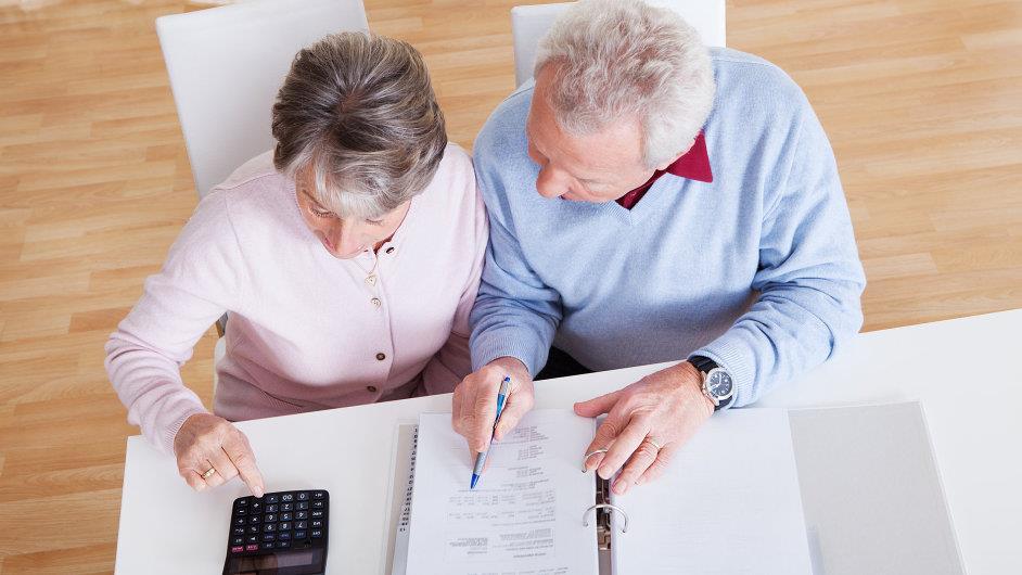 Pět z osmi penzijních fondů svým klientům nic nevydělalo - Ilustrační foto.